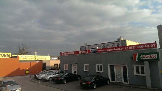 Auto-Market A. Jocz  Serwis Części Sprzedaż Kupno Samochodów Bydgoszcz