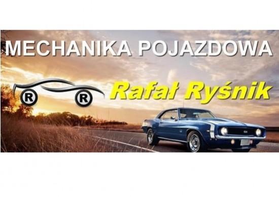 Mechanika, Blacharstwo i Lakiernictwo Rafał Ryśnik Wrocław