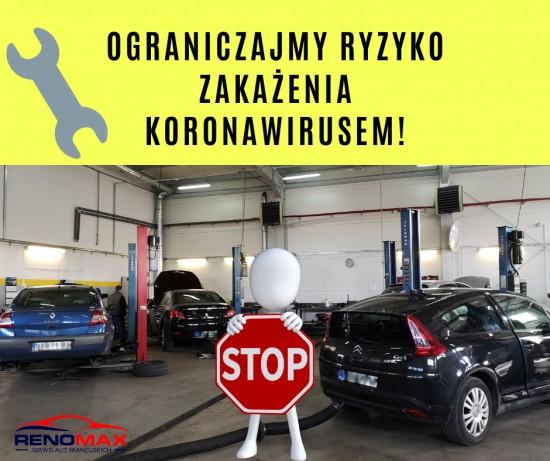 Reno Max Serwis Renault, Peugeot, Citroen Dacia  Warszawa