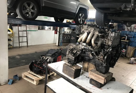Auto Serwis GT mechanika w pełnym zakresie