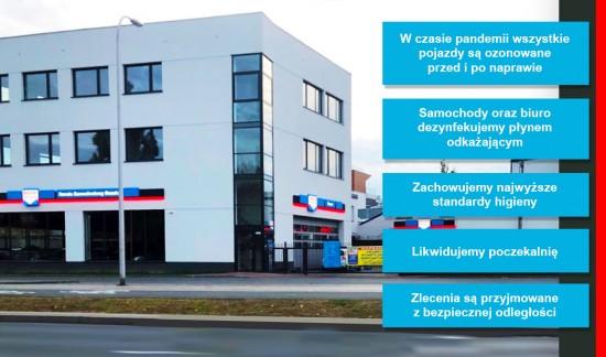 Rocar Bosch Car Service Warszawa