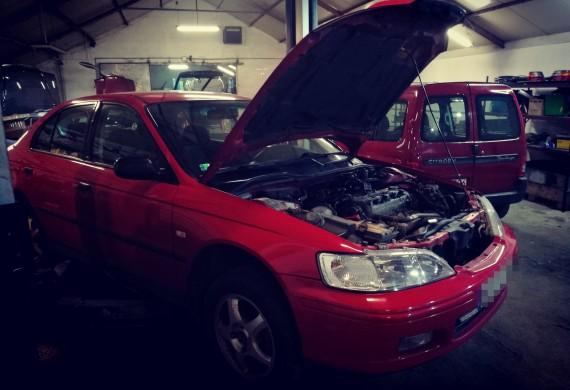 Kuźnia Mechanika Honda