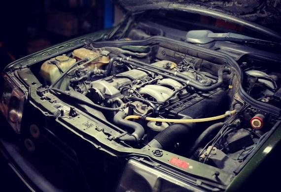 Kuźnia Mechanika W124 300d