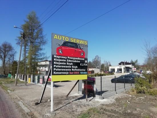 Rust Check Stacja Zabezpieczeń Antykorozyjnych, Naprawa szyb Sosnowiec