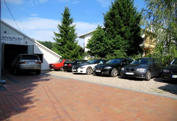 Jesteśmy niezależnym warsztatem specjalizującym się w kompleksowych naprawach mechanicznych, diagnostyce, kodowaniu i obsłudze samochodów BMW i MINI. Naszym priorytetem jest zadowolenie Klienta oraz profesjonalne świadczenie usług.