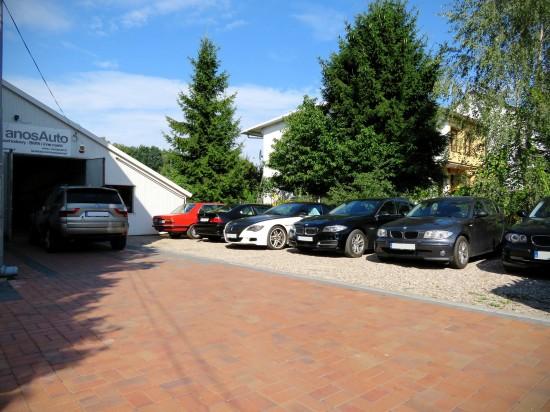 VanosAuto – Serwis BMW i Mini Warszawa