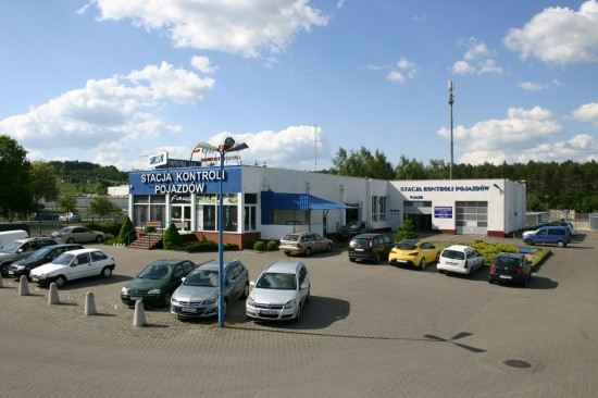 WOJMAG Mechanika Pojazdowa, Stacja Kontroli Pojazdów Bydgoszcz