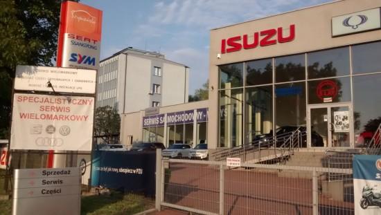Centrum Motoryzacyjne SZYMAŃSKI Dąbrowa Górnicza