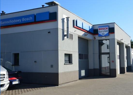 Bosch Service Szukała Poznań