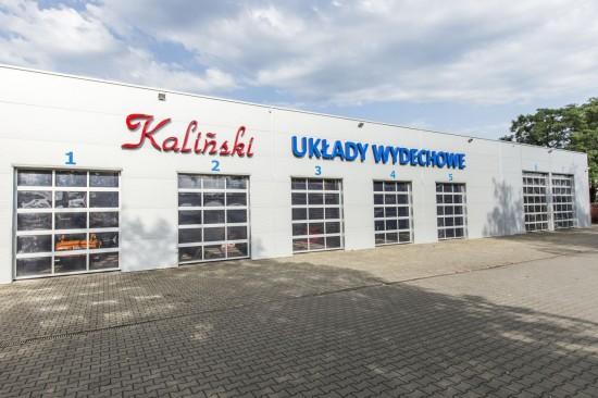 Układy wydechowe Kaliński Poznań