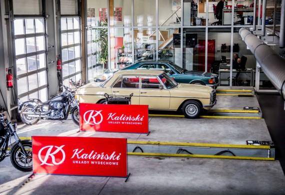 Serwis firmy Kaliński - zapełnione stanowiska