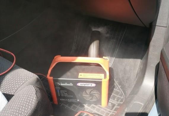 Urządzenie Wynns  sprawnie oczyści wnętrze Twojego samochodu. Zadzwoń i umów się już teraz!