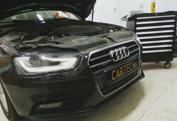 Audi a4 klasy Premium