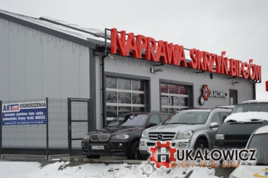 Hukałowicz Skrzynie Biegów  Gdańsk