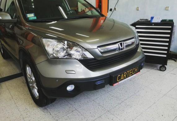 Samochód marki Honda