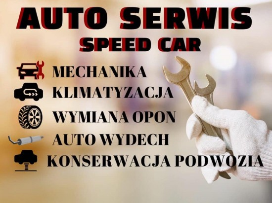 Speed Car Wymiana Opon Klimatyzacja Mechanika Konserwacja Kraków