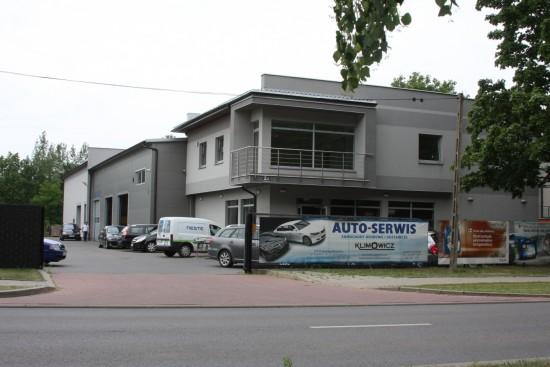 Auto Serwis Irena i Andrzej Klimowicz Białystok