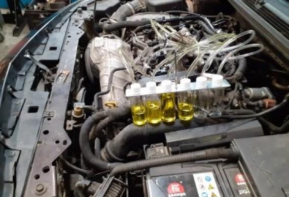 Próba przelewowa Opel Astra IV 2.0 CDTI
