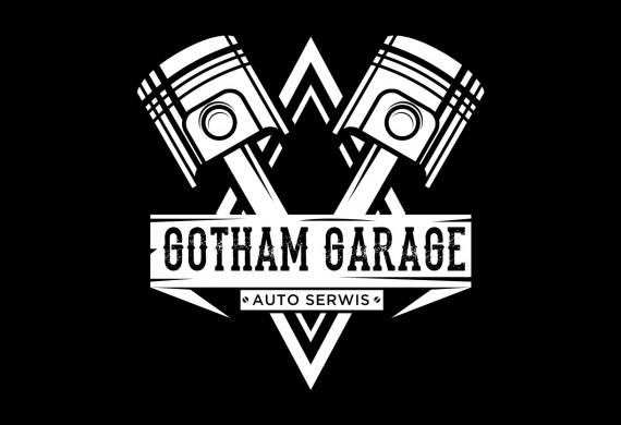 Logo warsztatu Auto Serwis Gotham Garage