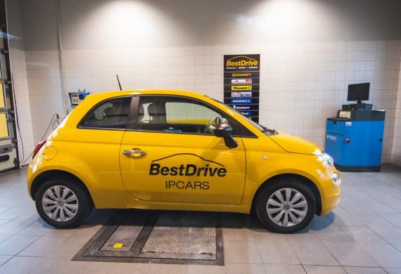 BestDrive Ipcars- przyjęcie na serwis,