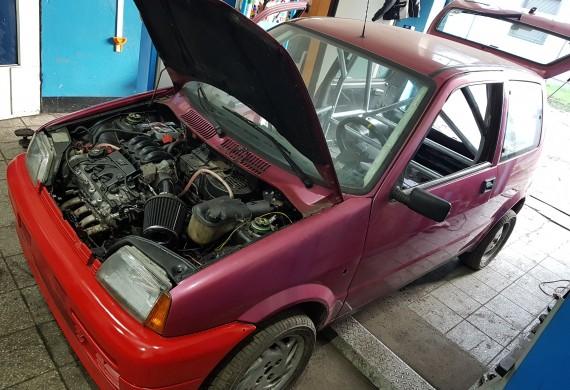 Obszerne modyfikacje Fiata CC