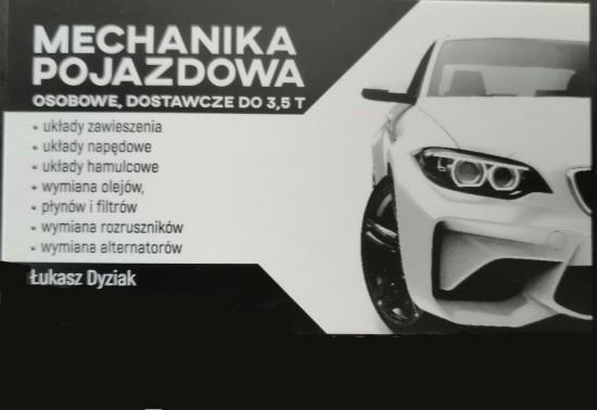 AUTO SERWIS DYZIAK Łódź