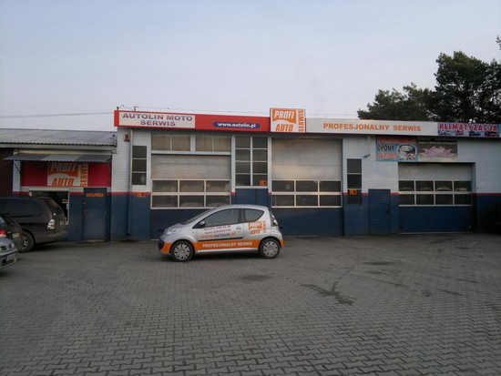 AUTOLIN MOTO SERWIS Kielce