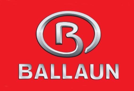 Nazwa firmy, logo, czerwone tło