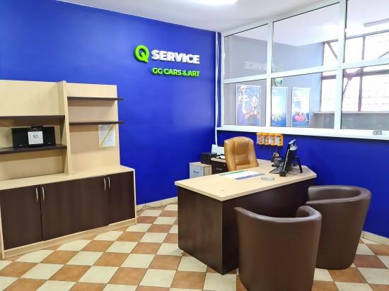 Q SERVICE CASTROL GG CARS & ART Dąbrowa Górnicza