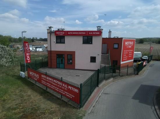 Autoryzowany Serwis Motrio Bydgoszcz A.G.Peters  Bydgoszcz