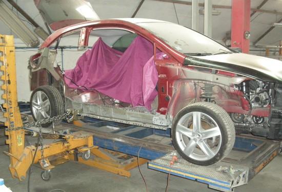 Rama naprawcza car-o-liner