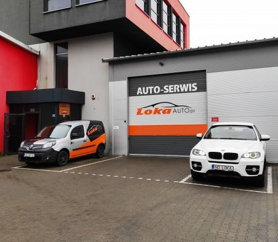 LOKA AUTO - Serwis i sprzedaż samochodów używanych Olsztyn