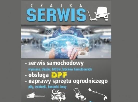 Czajka Serwis Kraków