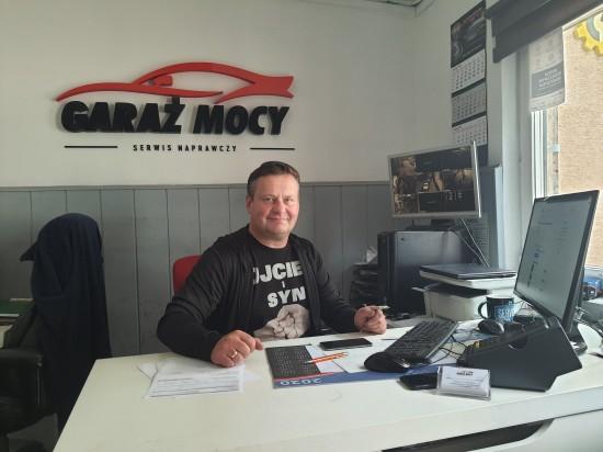 JTJ Sp. z o.o. Garaż Mocy Warszawa