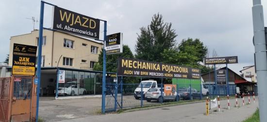 RADO GARAGE Lublin