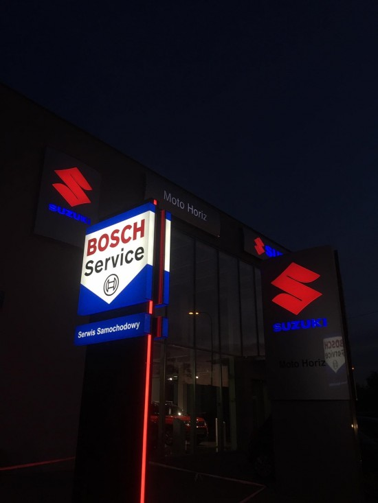 BOSCH SERVICE MOTO HORIZ Warszawa