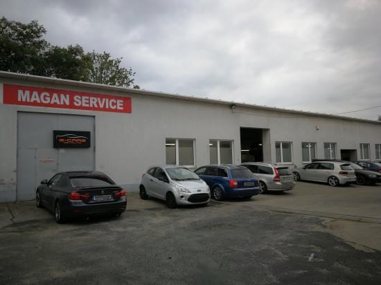 MAGAN SERVICE  Poznań