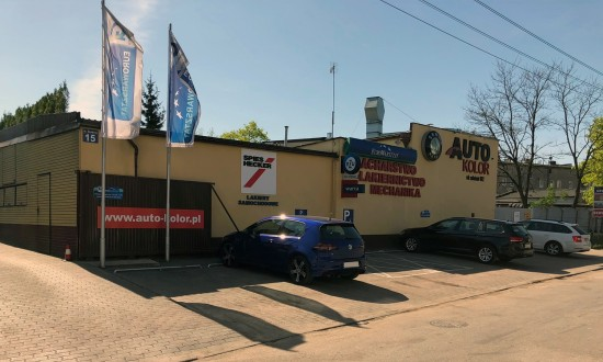 Auto-Kolor Piotr Rudnicki Poznań