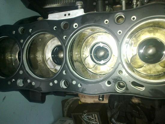 Remont silnika Peugeot 407 HDI 2L. 136