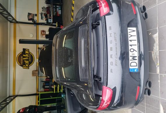 Porsche 911 wszelkie naprawy nie są dla nas zagadkami