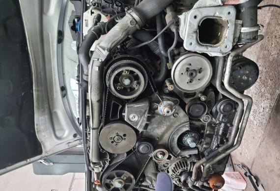 Rozrząd Audi A6 2500  wymiana.