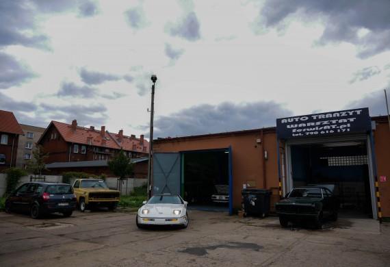 Zapraszamy do naszego warsztatu na ul. Kolejowe 13 w Poznaniu.