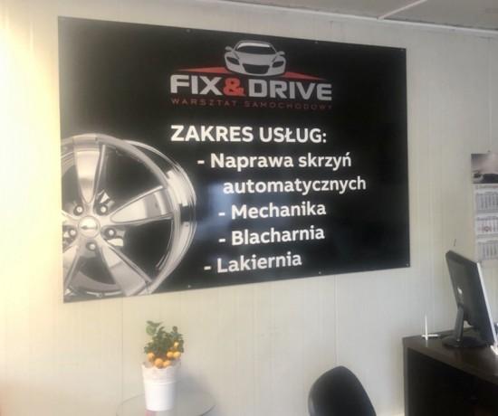 FIX and DRIVE Warszawa