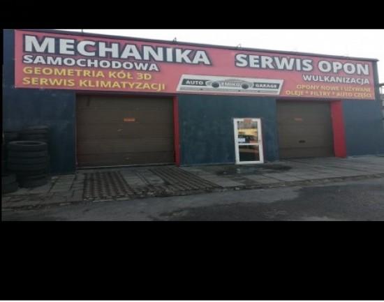 """""""EMIKO"""" MECHANIKA SAMOCHODOWA I SERWIS OPON Dąbrowa Górnicza"""