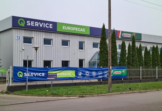 Auto Serwis Białystok Q-Service EuropeGAS