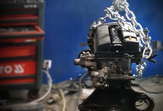 Wymiana i naprawa silników