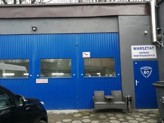 Centrum Powypadkowe w Chorzowie Chorzów