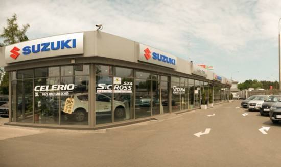 AUTO TEST Przygoński, ASO Mitsubishi, Suzuki i SsangYong Warszawa