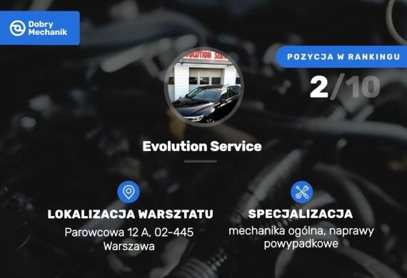 2 miejsce wśród tysięcy warsztatów w Polsce - czujemy lekki niedosyt ;-)