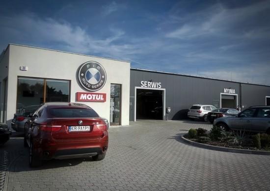 PiM Auto Serwis BMW i MINI Kraków